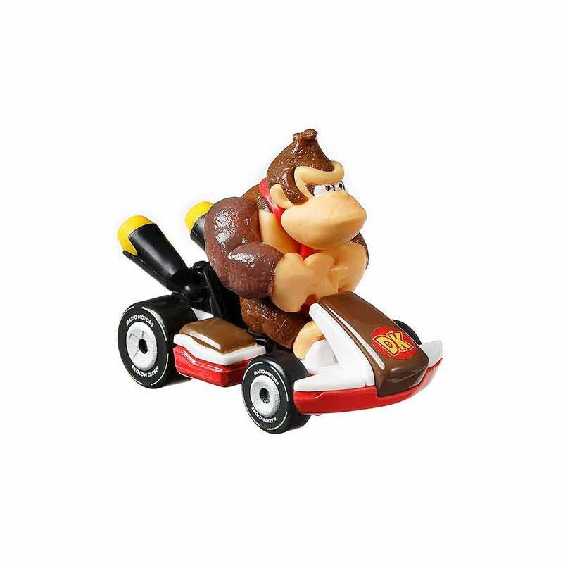 Hot WHeels coche Mario Kart Donkey Kong