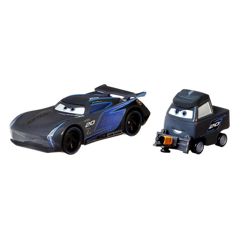 Cars Pack de 2 vehículos Cars 3 Jackson Storm