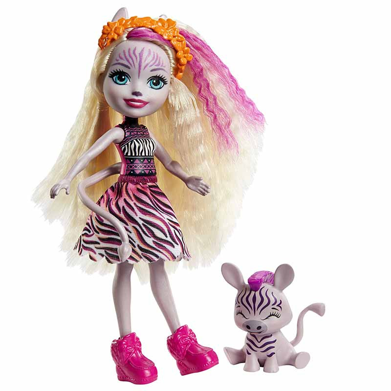 Enchantimals Zadie Zebra
