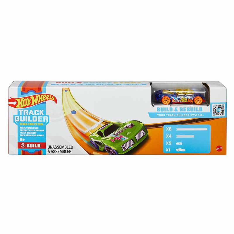 Hot Wheels Pack pistas de coches de juguete