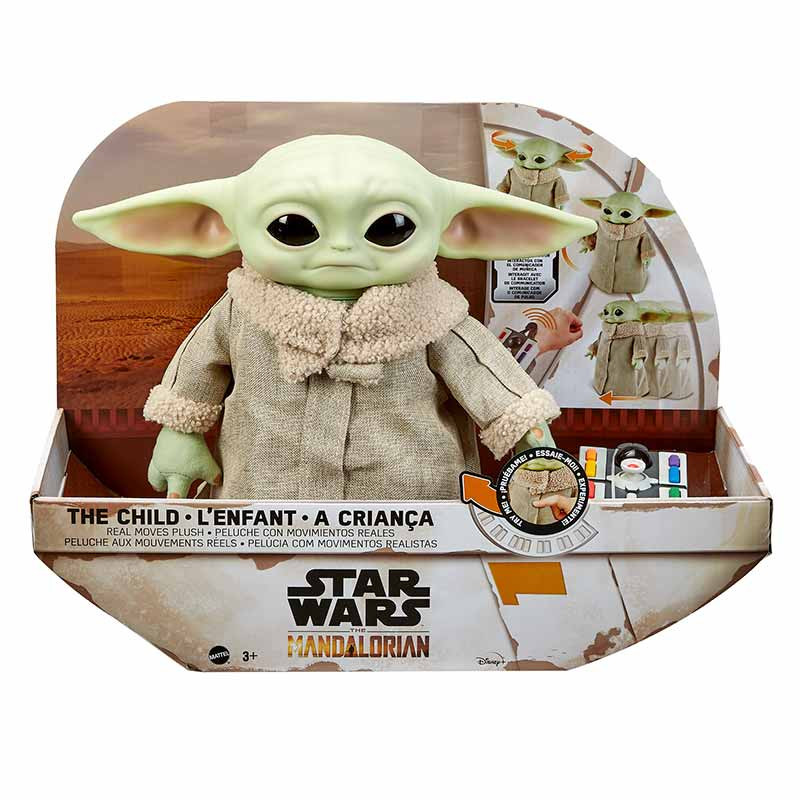 Star Wars Child Feature