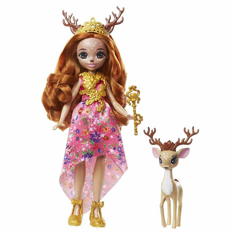 Royal Enchantimals Rainha Daliah y Stepper
