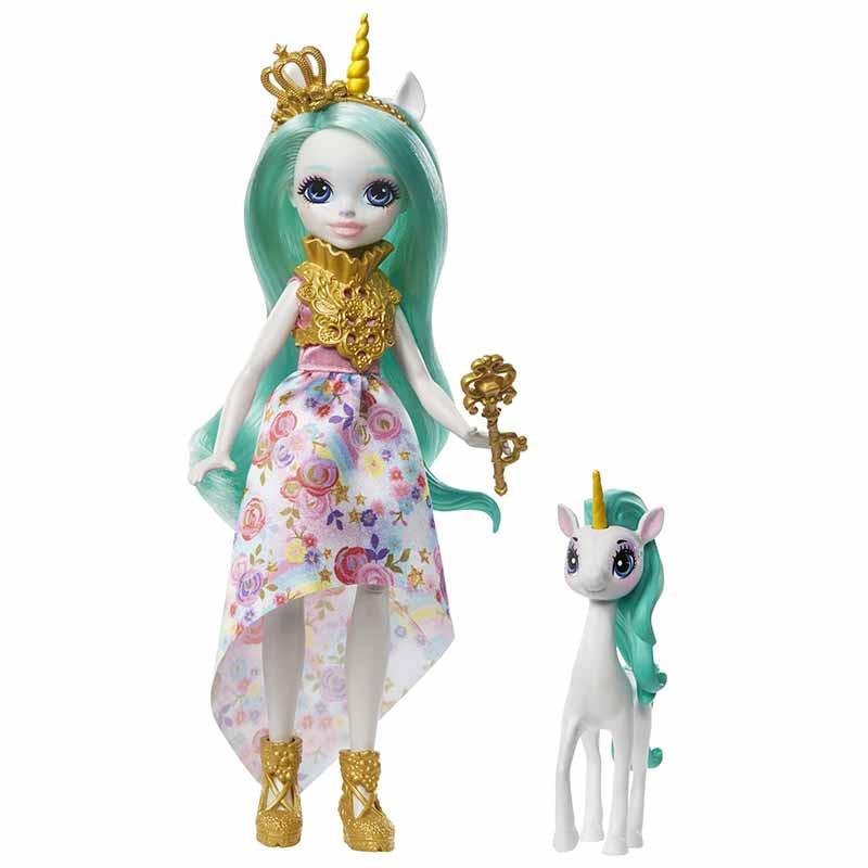 Royal Enchantimals Rainha Unity y Infinty