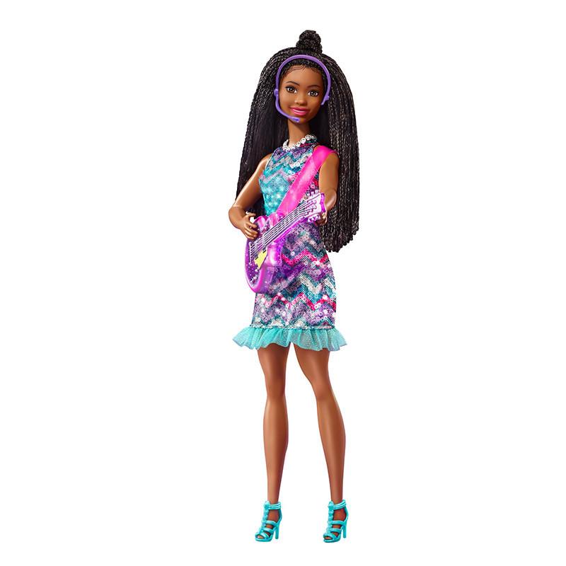 Muñeca Barbie Cantante Brooklyn