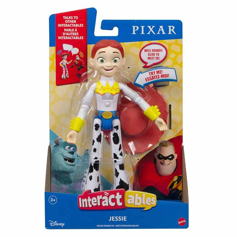 Pixar figura interactiva Jessie