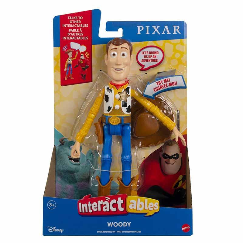 Pixar figura interactiva Woody