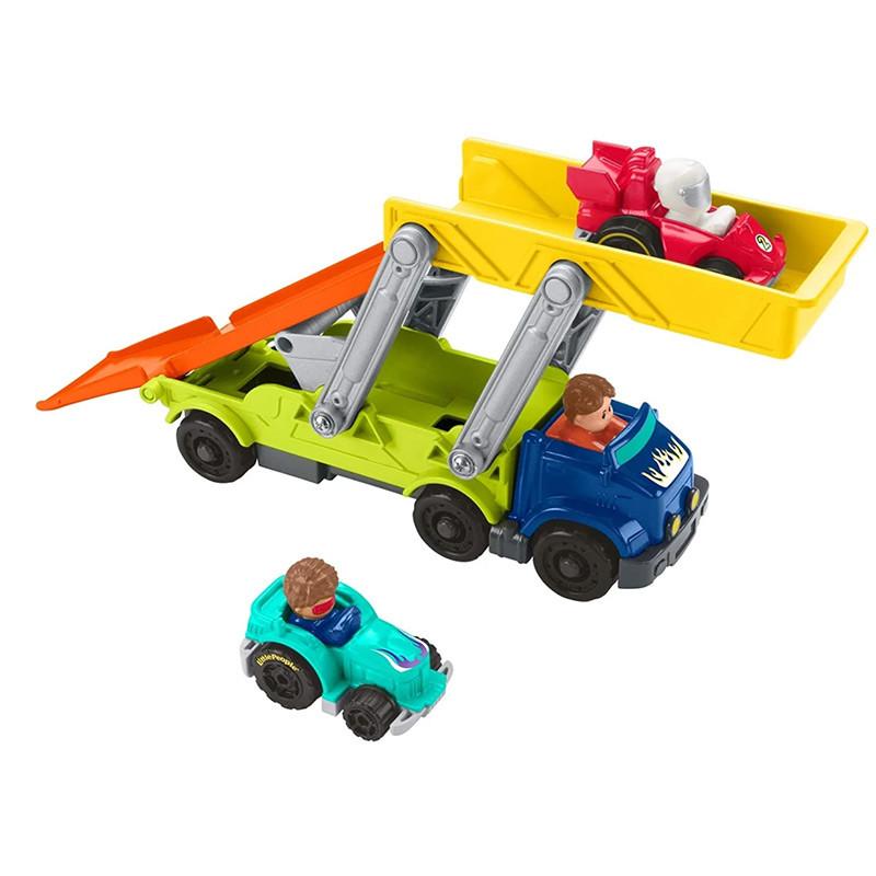 Little People camión Ramp'n Go