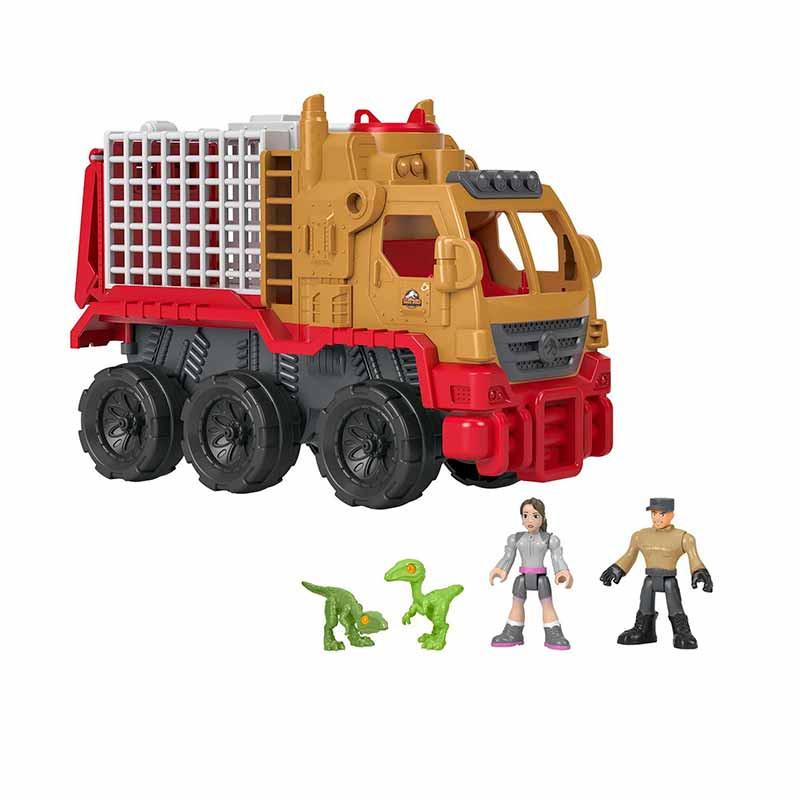 Imaginext Jurassic camión