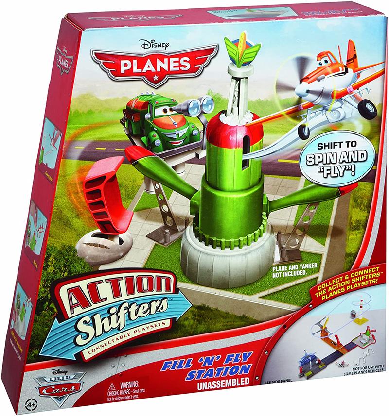 Mattel Circuitos Aviones