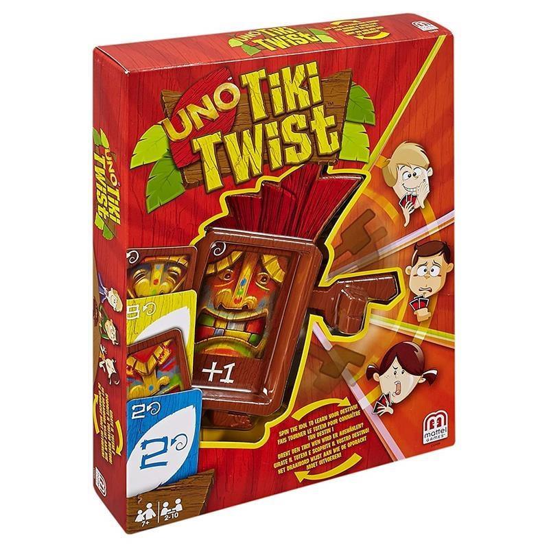 Juego Uno Tiki Twist