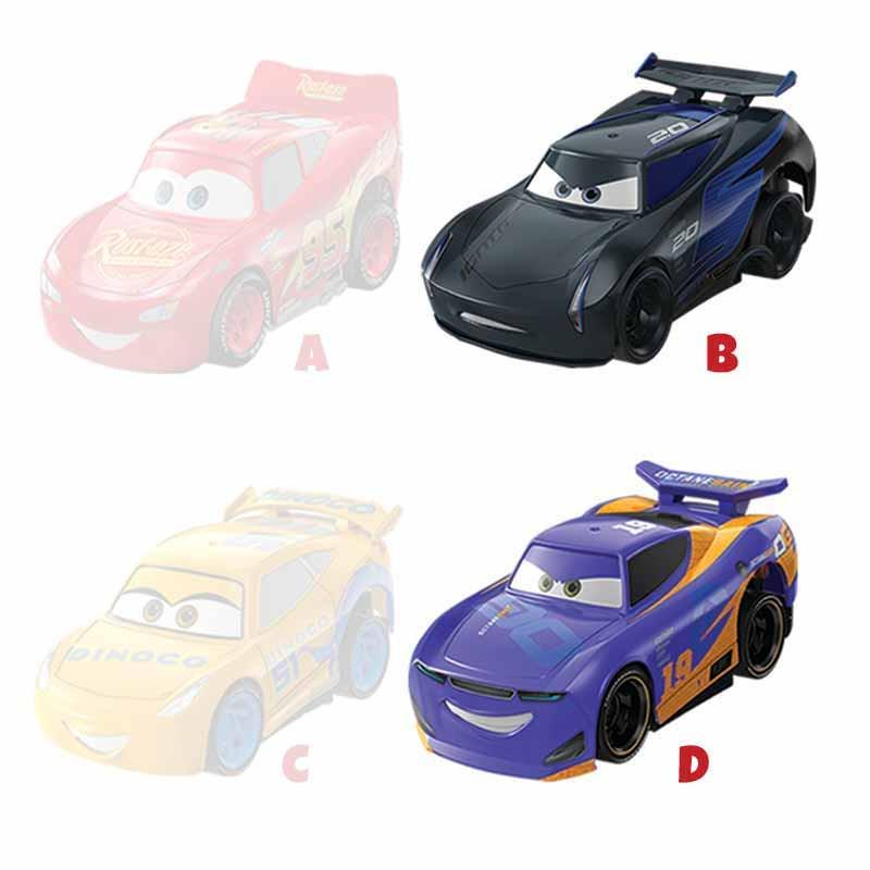 Cars Vehículos turbo carreras