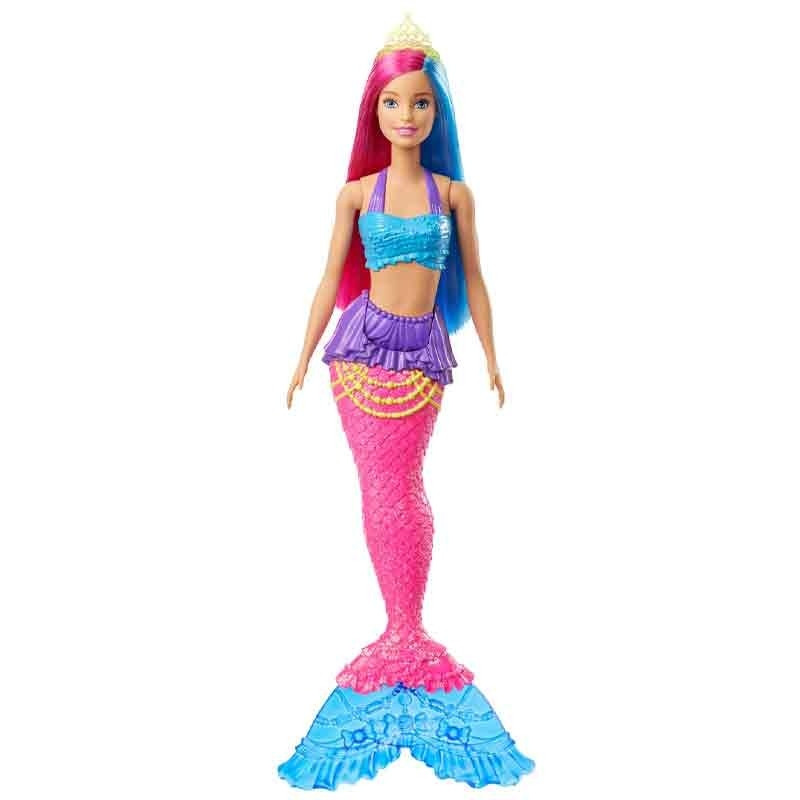 Barbie sirenas Dreamtopia 1