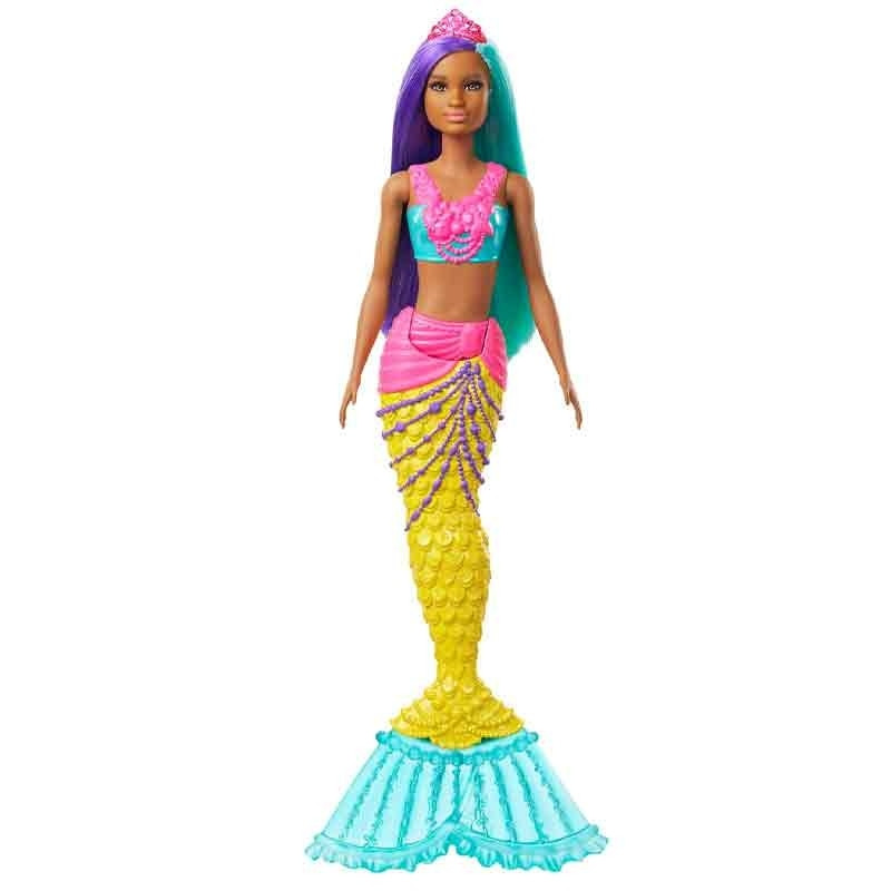 Barbie sirenas Dreamtopia 3