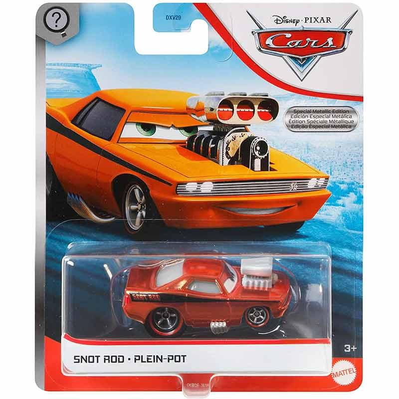Disney Pixar Cars 3 Metallic Dr Snot Rod