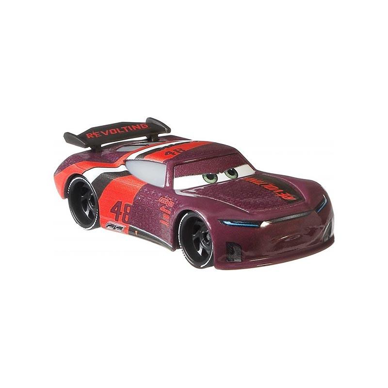 Disney Cars 3 Rayo Aaron Clocke
