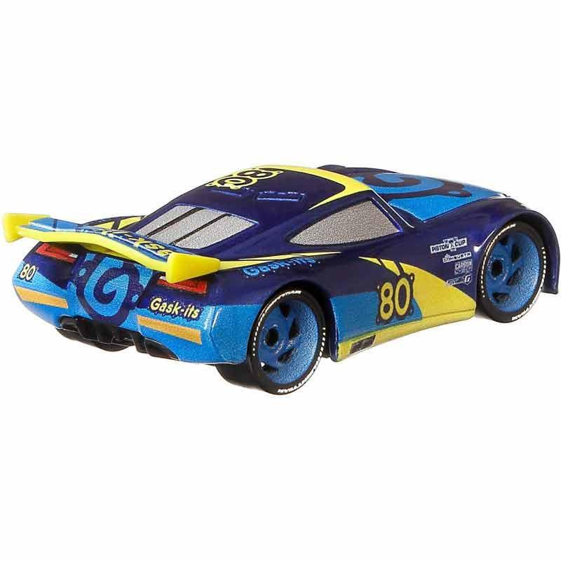 Disney Pixar Cars 3 Dan Garcia