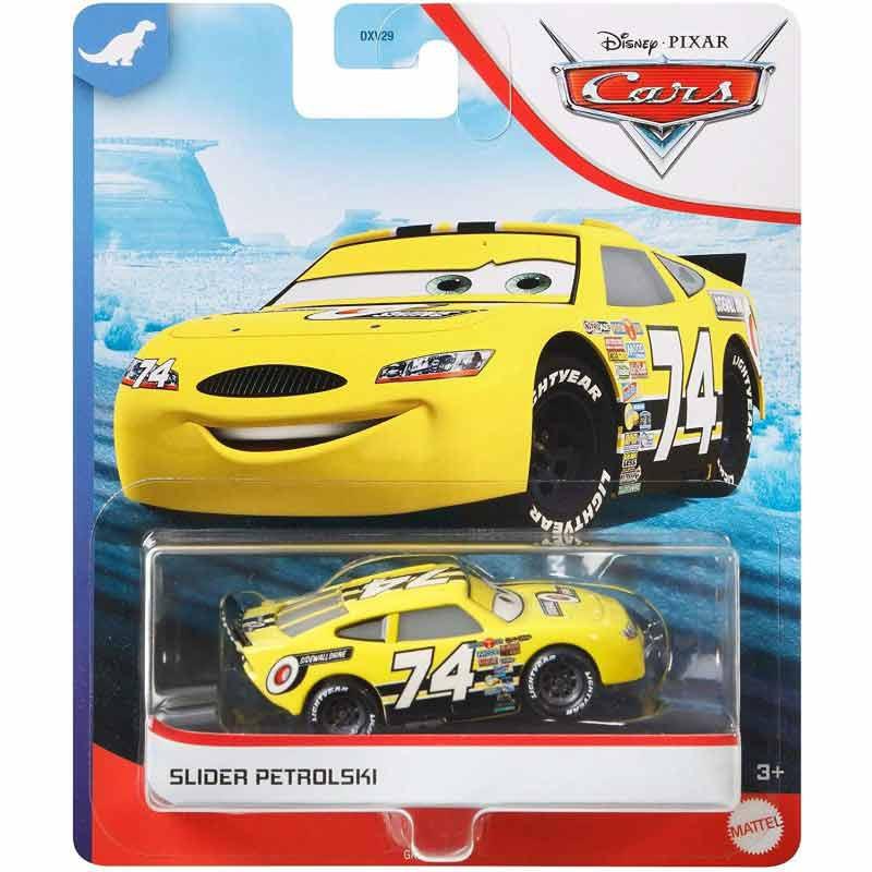 Disney Pixar Cars 3 Slider Petrolski