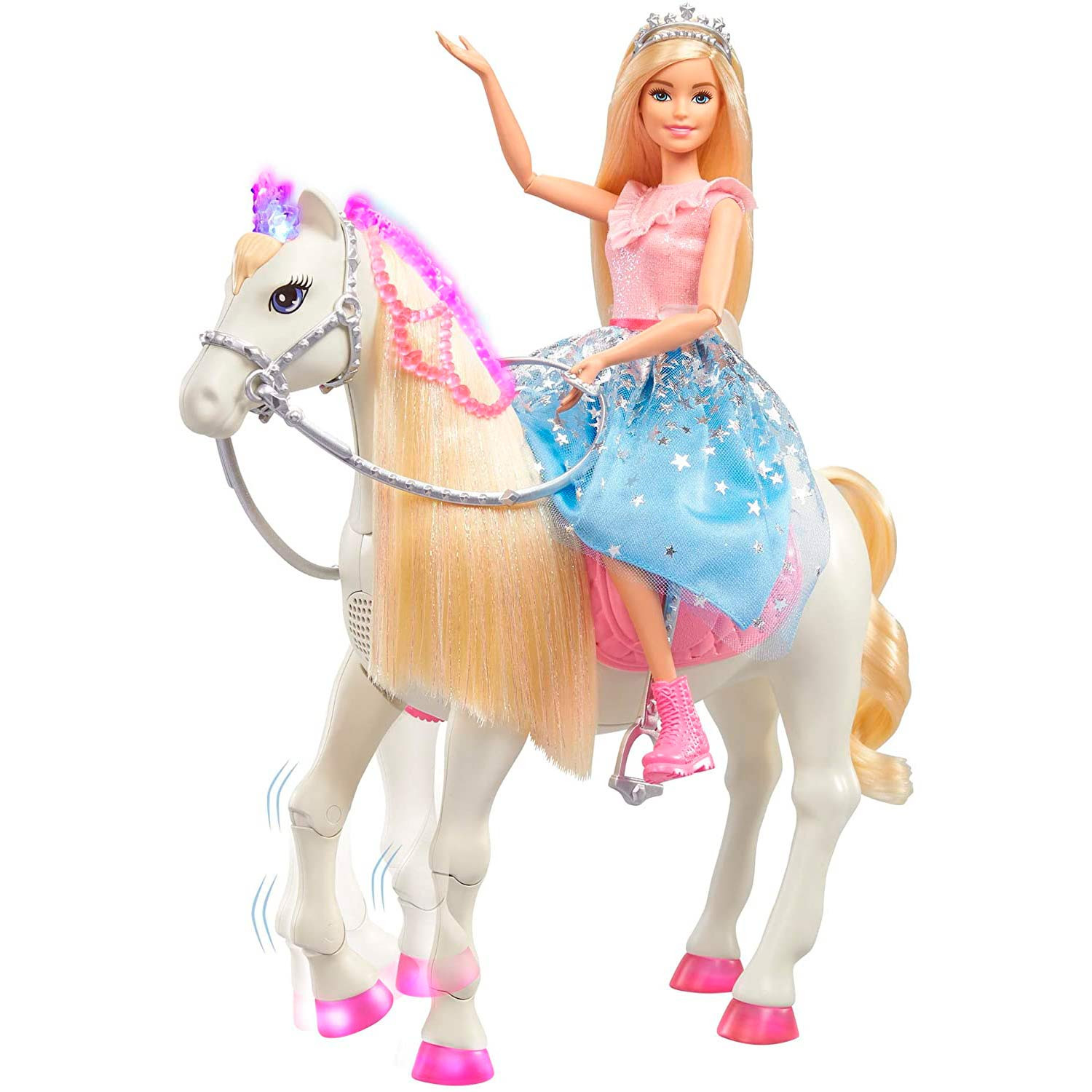 Barbie Princess Adventure y Su Caballo