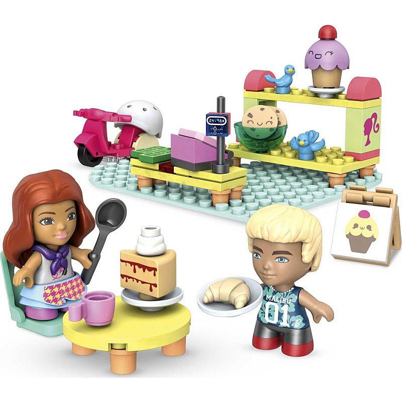 Mega Bloks Mega Construx Barbie pastelería