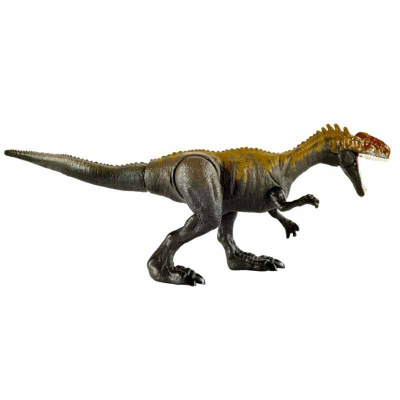 Jurassic World  Strike Monolophosaurus