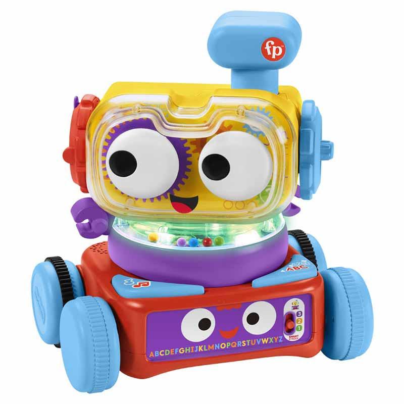 Fisher Price robot aprendizaje 3 en 1