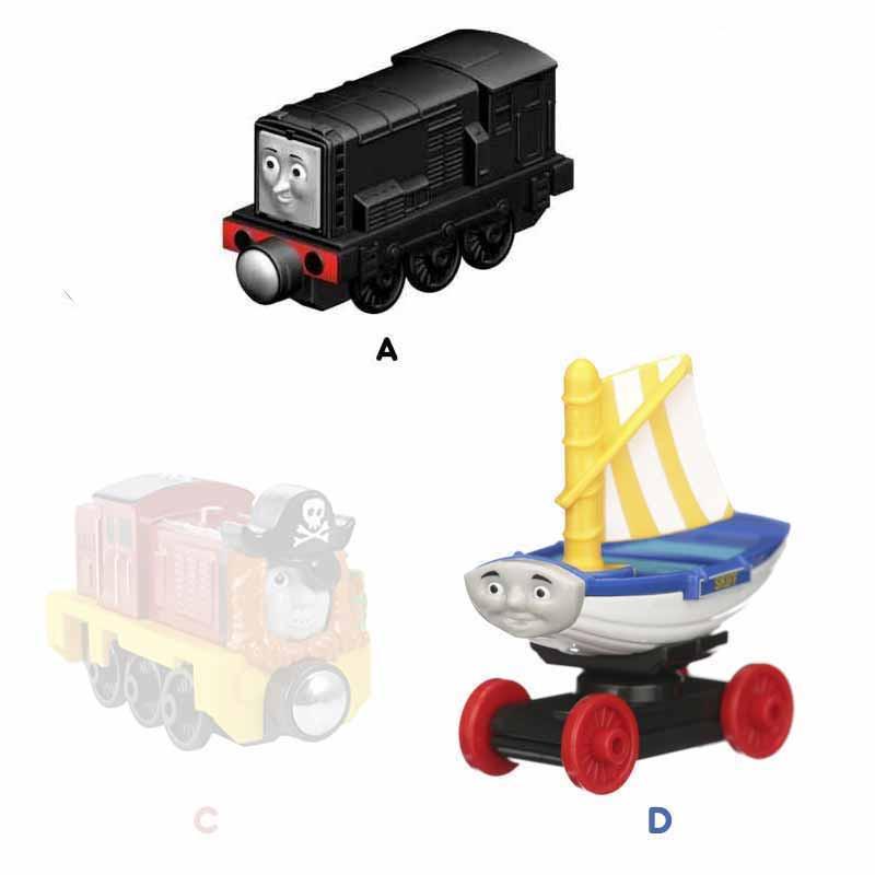 Thomas Locomotoras Pequeñas