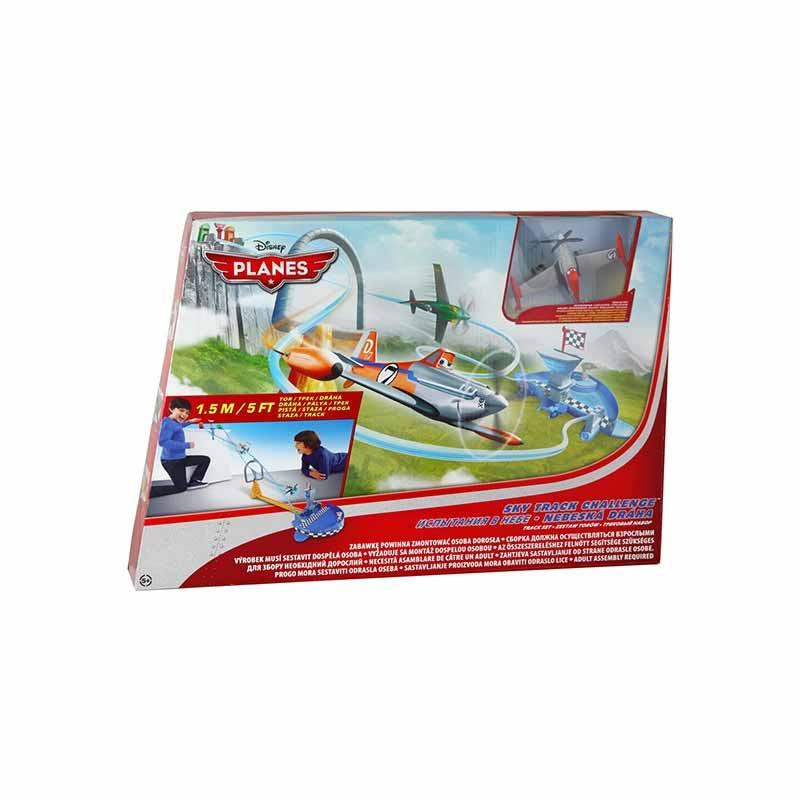 Mattel Planes Superpista de Carreras Aereas