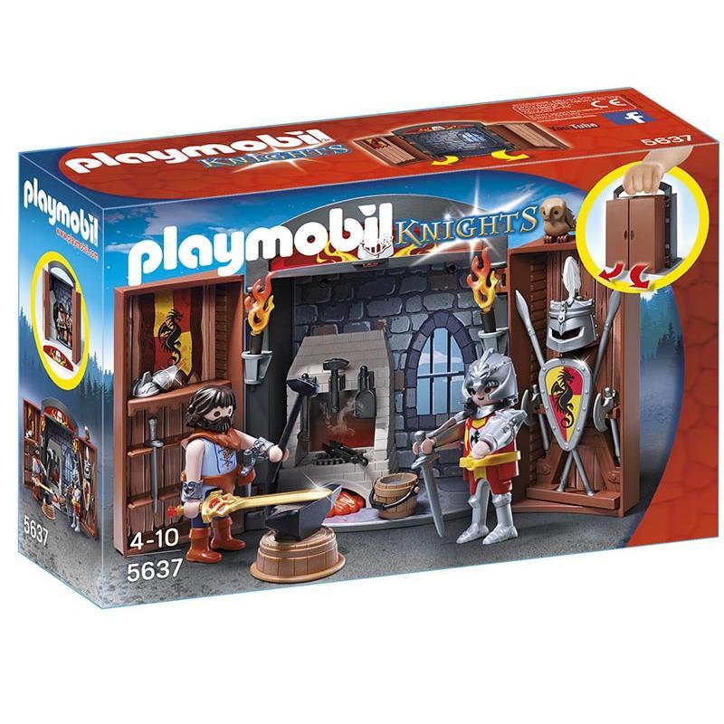 Playmobil Cofre Caballeros
