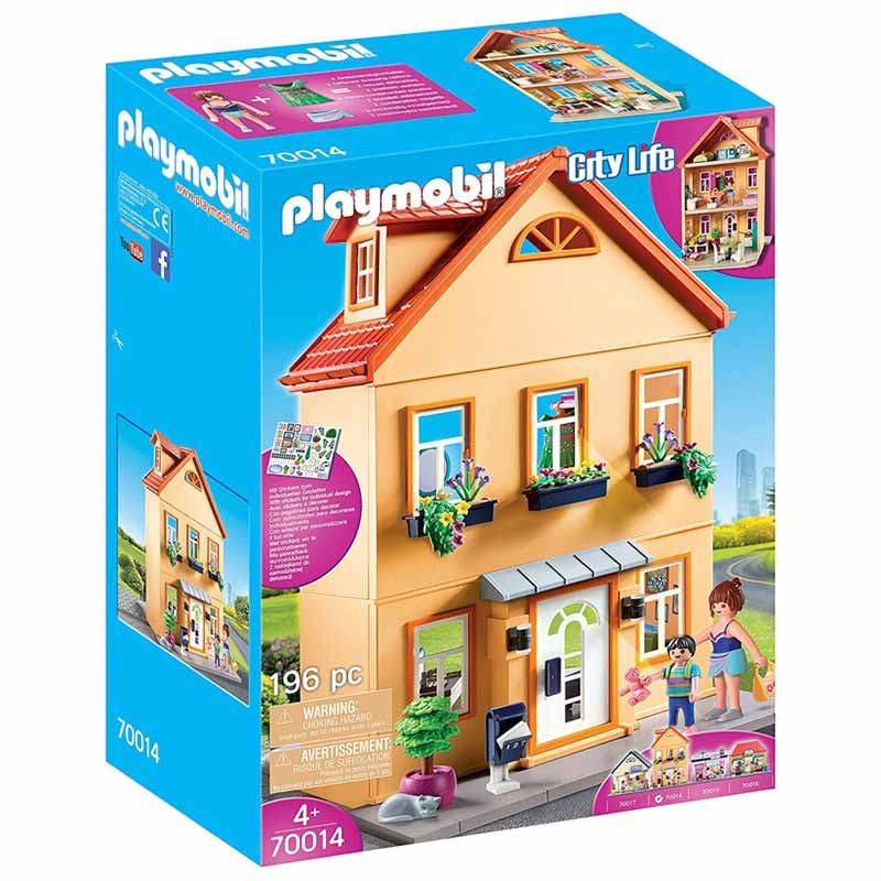 Playmobil City Life Mi Casa de Ciudad