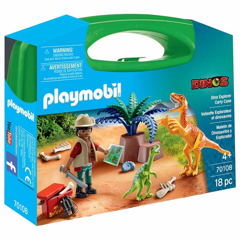 Playmobil Dino Explorer