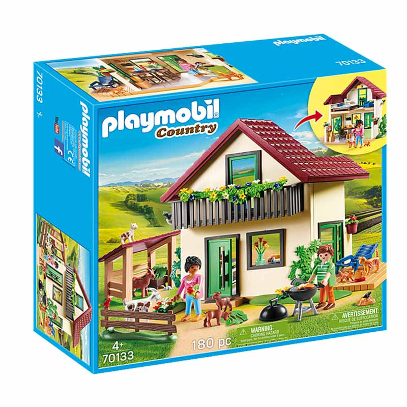 Playmobil Country Casa de Campo