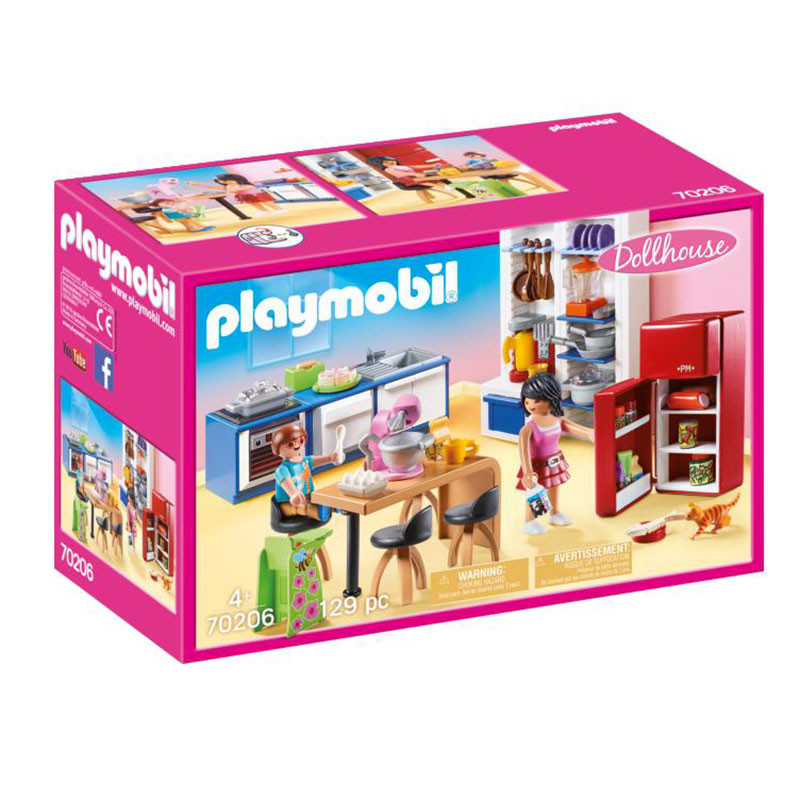 Playmobil Dollhouse Cocina