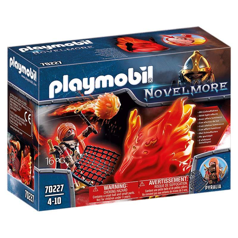 Playmobil Espíritu de Fuego Bandidos Burnham