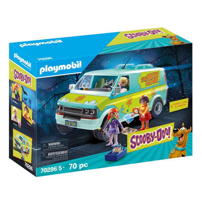 Playmobil Scooby Doo la máquina del misterio