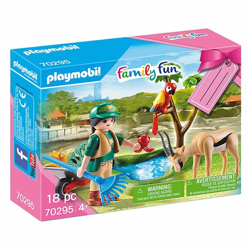 Playmobil set zoo
