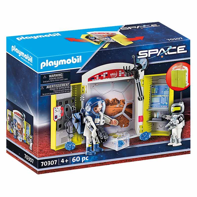 Playmobil cofre misión a Marte