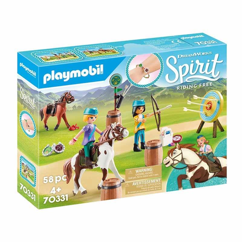 Playmobil Spirit aventura al aire libre