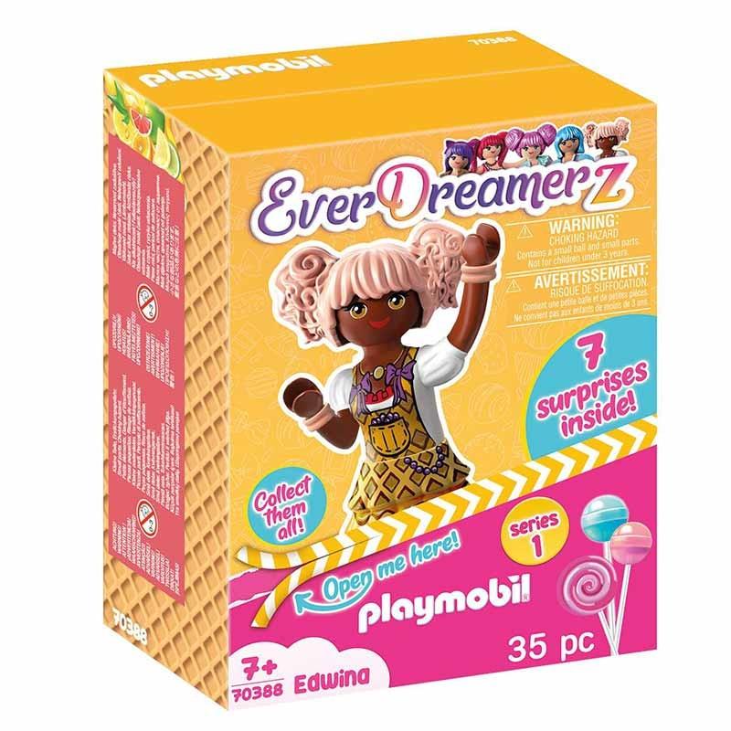 Playmobil Everdreamer Candy World - Edwina
