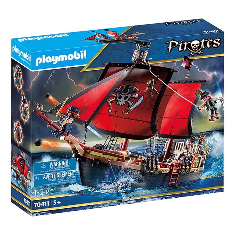Playmobil Pirates Barco Pirata Calavera