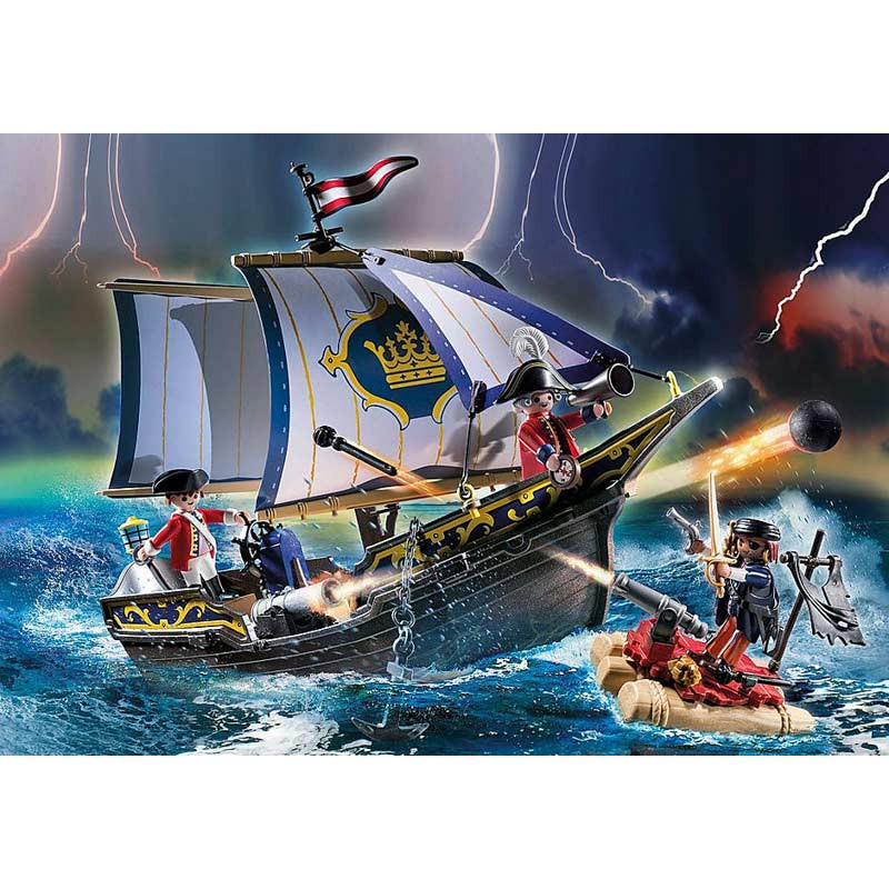 Playmobil Pirates Carabela