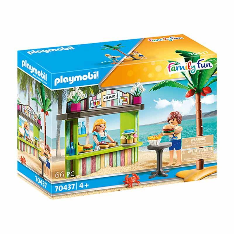 Playmobil Family Fun snack Bar