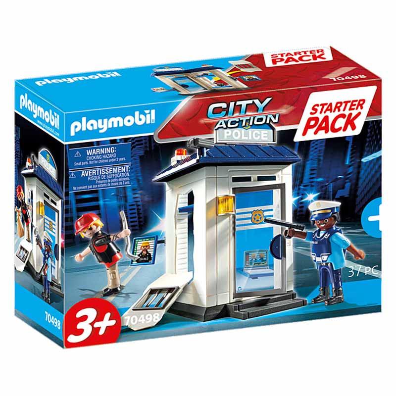 Playmobil starter pack policía