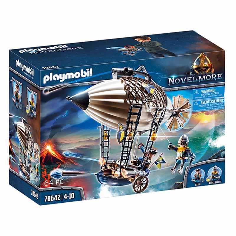 Playmobil Novelmore zeppelin Novelmore de Dario