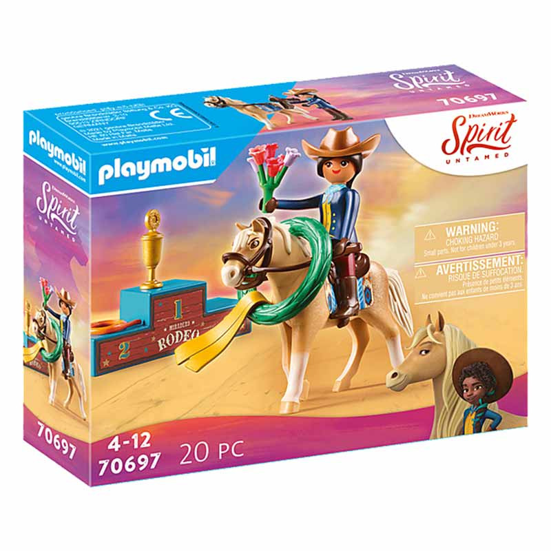 Playmobil Spirit rodeo Pru