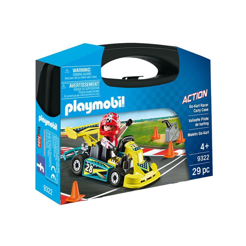 Playmobil Maletín Go Kart