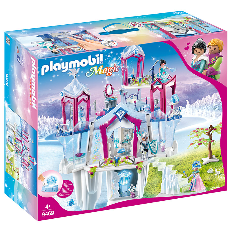 Playmobil Magic palacio de cristal
