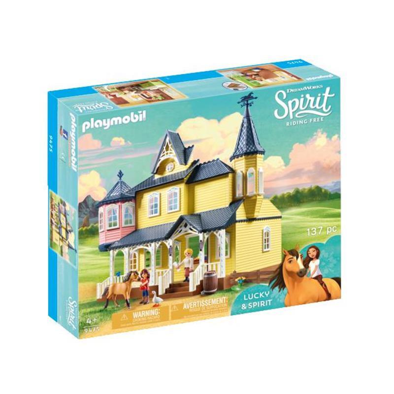 Playmobil Casa de Lucky