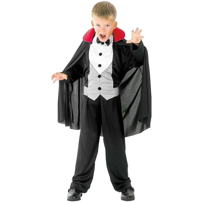 Disfraz Vampiro Niño