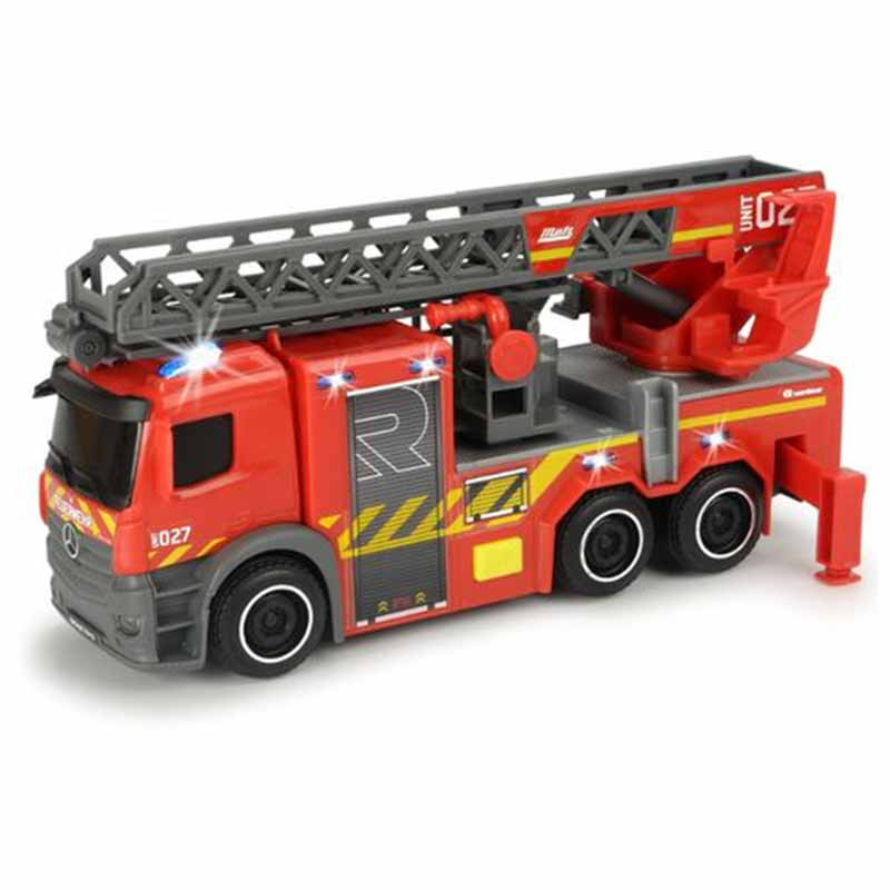 Camión de bomberos 23 cm