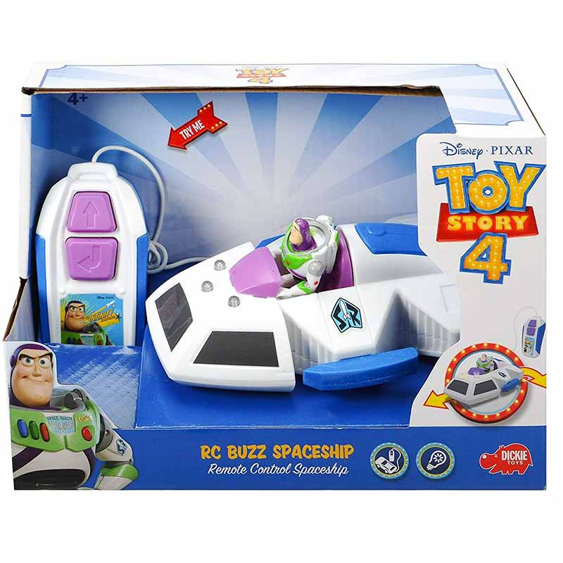 TOY STORY 4 RC NAVE BUZZ 1:32